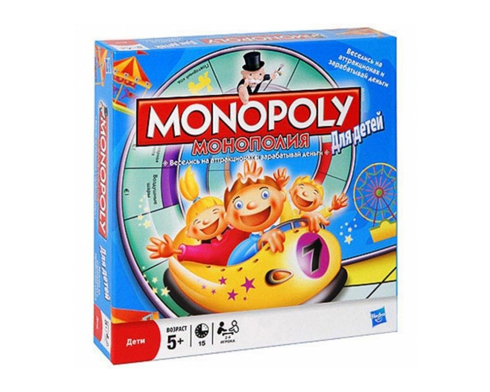 Монополия для детей от 5 лет своими руками